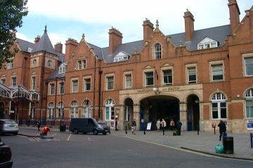 London Marylebone Station