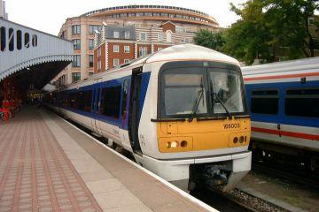 Clubman Diesel multiple unit of Chiltern Railways